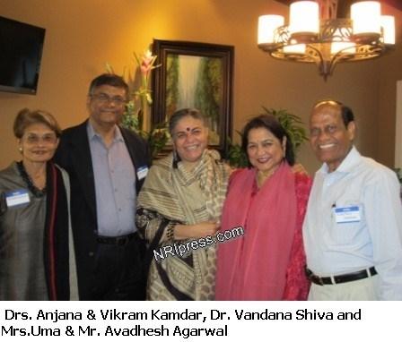 Vandana Shiva nmctoastmasters
