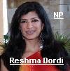 <b>...</b> speech from the Host and Creator of Showbiz India TV, <b>Reshma Dordi</b>. - Reshma-Dordi-100