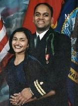 Dr. Manan Trivedi and his wife Surekha