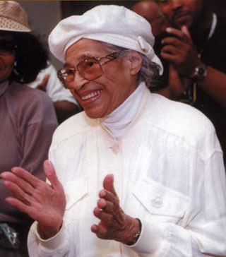 ROSA PARKS: A PROFILE IN COURAGE